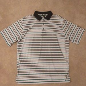 Men's Footjoy golf polo